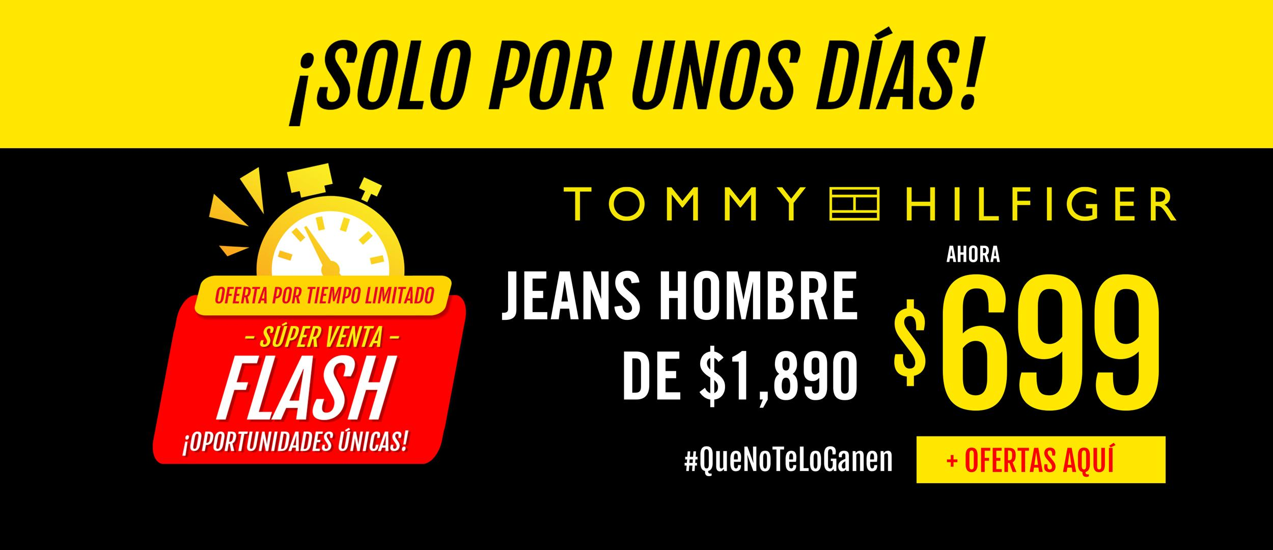 FLASH SALES TOMMY