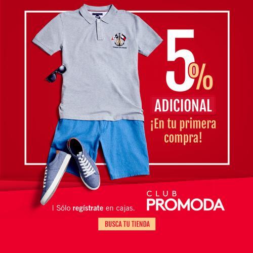 CLUB PROMODA