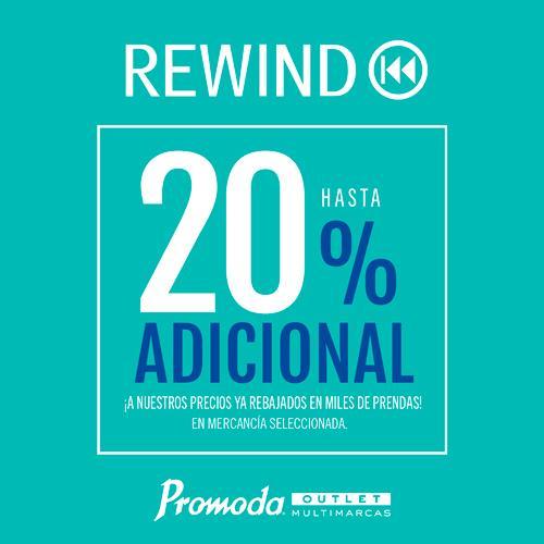 Rewind 20%