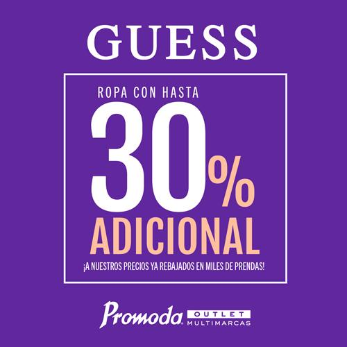 GUESS ROPA