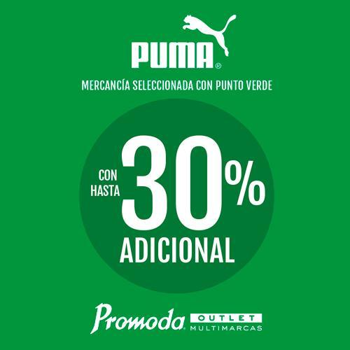 Puma punto verde