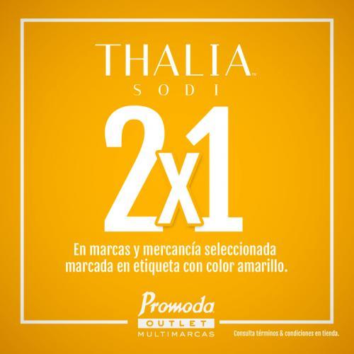 thalia amarillo