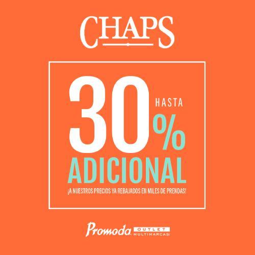 Chaps 30%