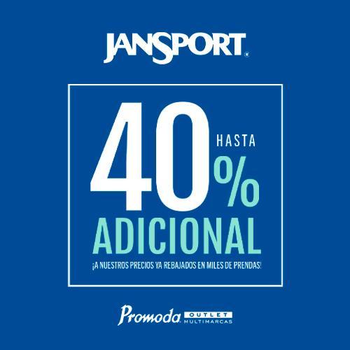 Jansport 40%