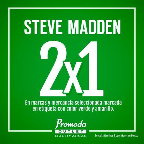 2X1 STEVE MADDEN