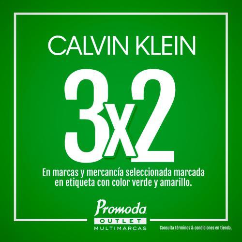 CALVIN KLEIN 3X2
