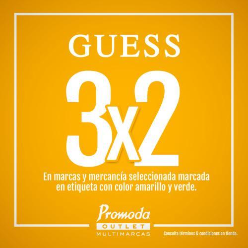 GUESS 3X2