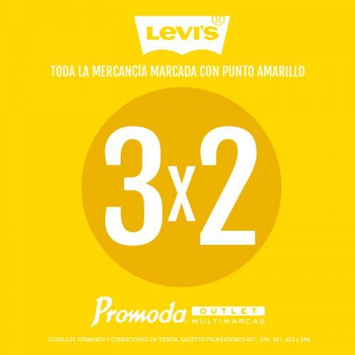 LEVIS AMARILLO