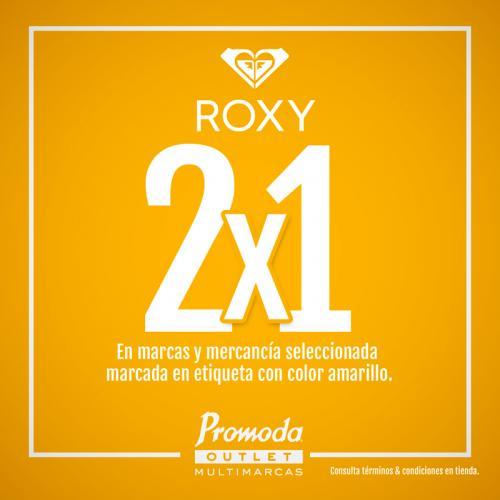 roxy amarillo