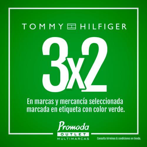 TOMMY HILFIGER verde