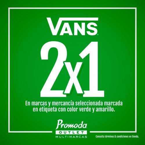 VANS 2X1