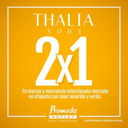 THALIA 2X1