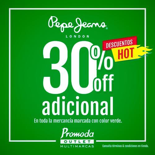pepe jeans verde