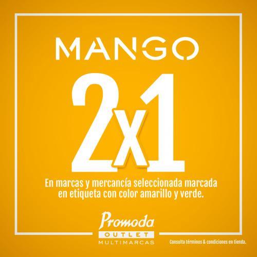 2X1 MANGO