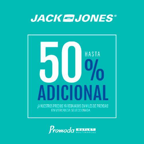 Jack & Jones 50%