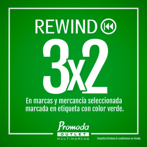 rewind verde