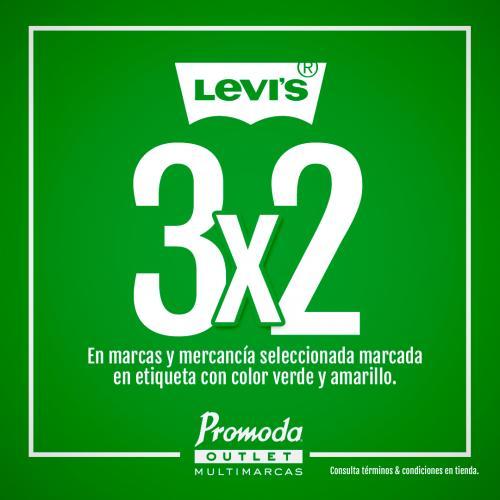 LEVIS 3X2